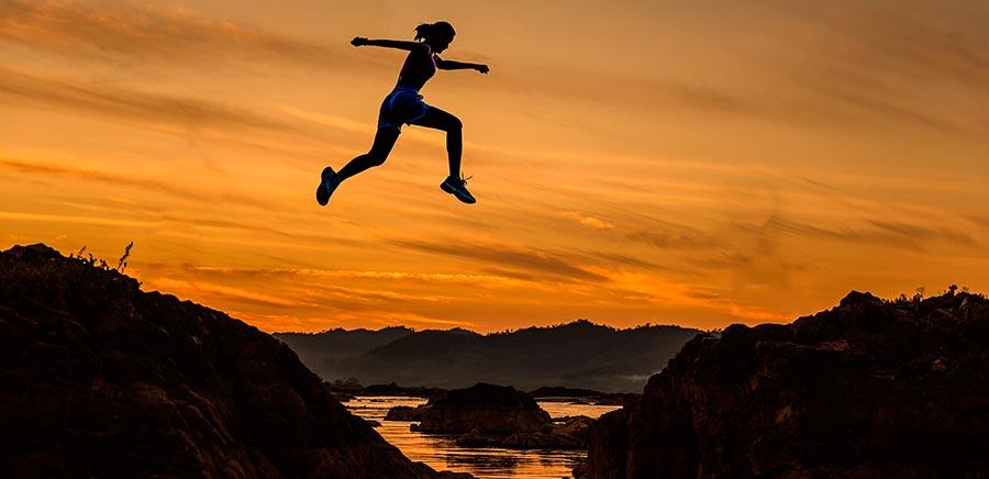 faire le grand saut