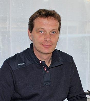 Stéphane Marchand du Centre AJC à Pornichet